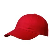 ACTIE! 6 Panel Brushed Cap
